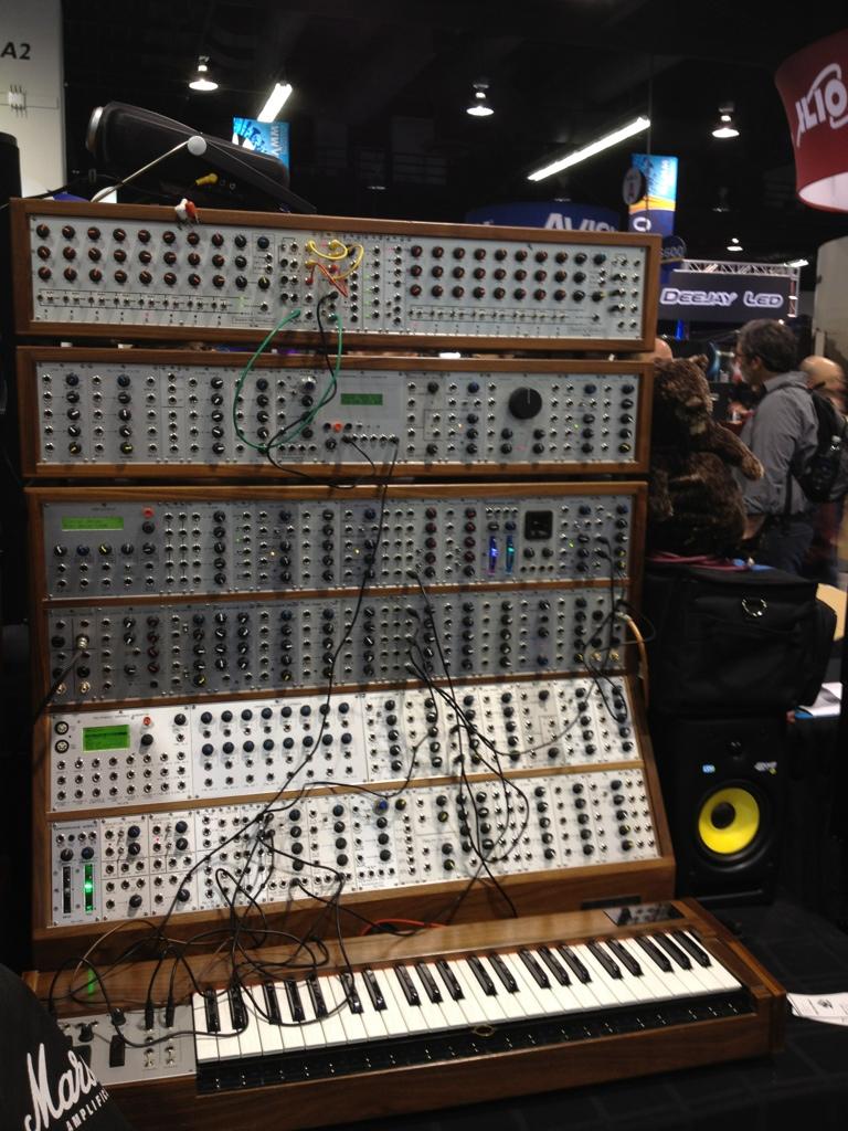 giant Analog Systems modular