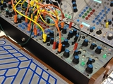 played on this one with Don Buchla himself